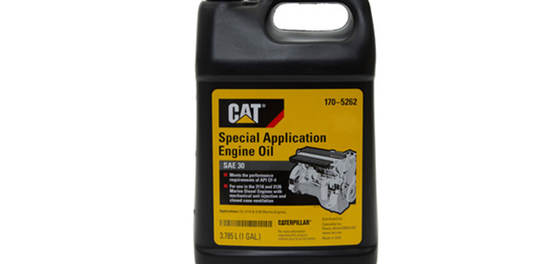 Cat Natural Gas Engine Oil El Sae